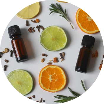 Image aromathérapie cosmétique